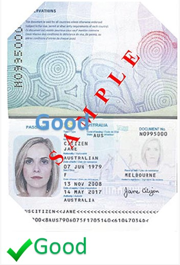 australian passport application pdf form
